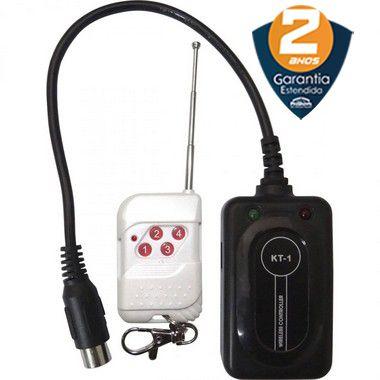 Controle sem Fio PLS W2 para Maquina de Fumaça