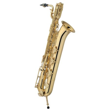 Saxofone Barítono Jupiter JBS1000 EB Laqueado com Case