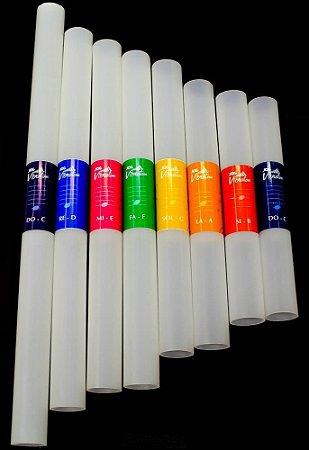 Vibratube 8 Tubos Médio Diatônico Jog Vibratom C3-C4 P3233