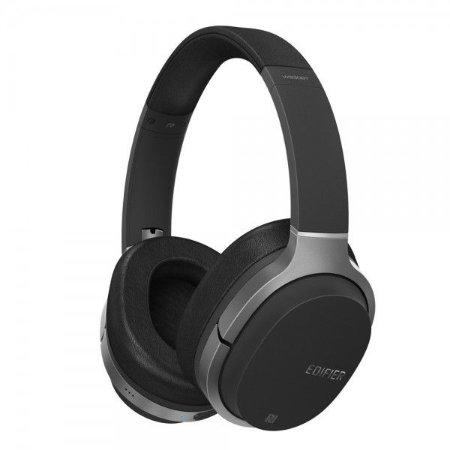 Fone de Ouvido Edifier W830BT Stereo Bluetooth Over Ear Hi-Fi Black
