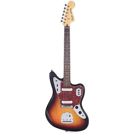 Guitarra Fender Squier Vintage Modified Jaguar 3 Color Sunburst