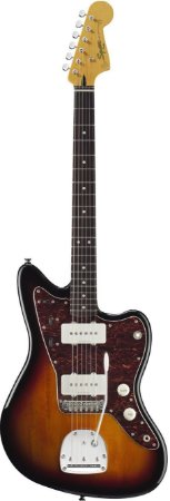 Guitarra Fender Squier Vintage Modified JazzMaster 3 Color Sunburst