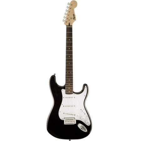 Guitarra Fender Squier Bullet Stratocaster SSS Black