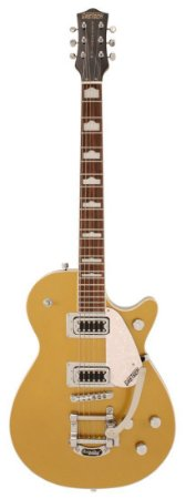 Guitarra Gretsch Electromatic G5438T  Pro Jet Bigsby Gold