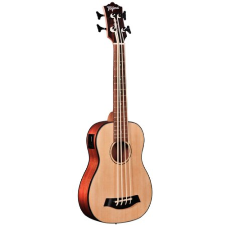 Ukulele Bass Eletro-Acústico Tagima 30K Ubass Série Havaí