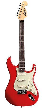 Guitarra Stratocaster Tagima Memphis Mg 32 Fiesta Red