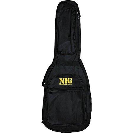 Bag Nig  BGD12 Duplo para Guitarras