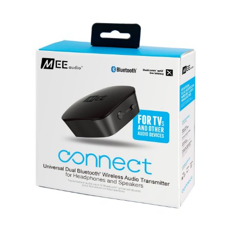 Transmissor Wireless Universal MEE Audio Connect Bluetooth 4.0 para TV