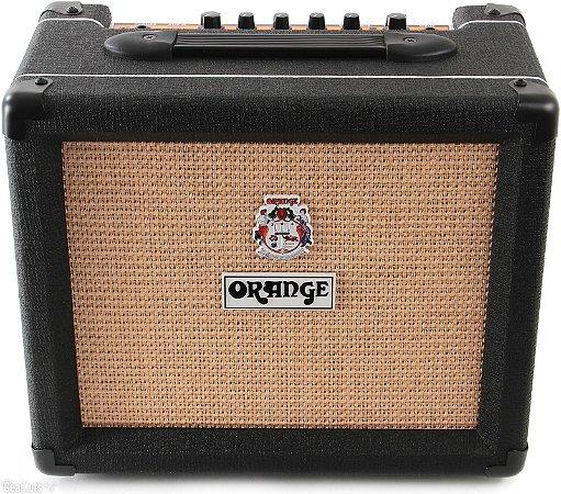 Caixa Amplificada Orange Crush 12 12W 1x6 Black para Guitarra