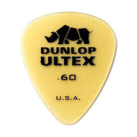 Palheta Dunlop Ultex 60mm