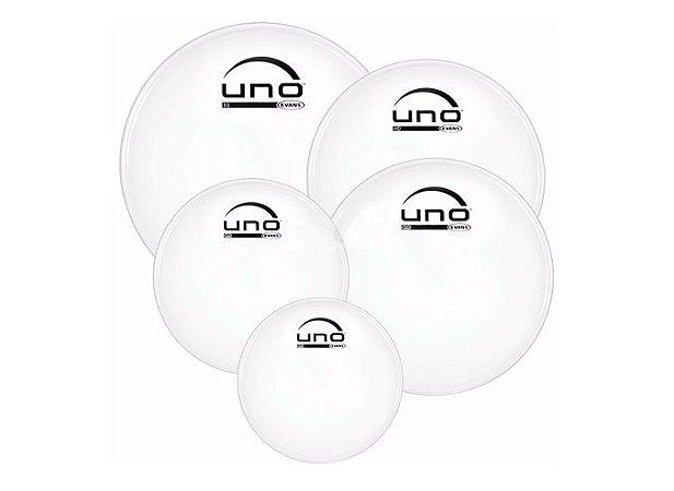 Kit de Peles Uno Fusion UPG2CLF20 para Bateria