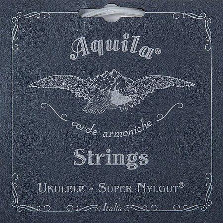 Encordoamento Aquila 100u Super Nylgut High G Ukulele Soprano
