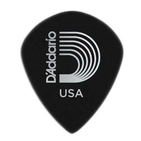 Palheta D'addario 3DBK7-25 Duralin Black Ice Extra Heavy Gauge 1,50mm
