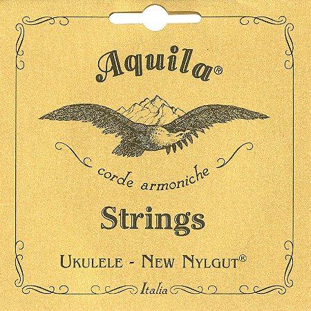 Encordoamento Aquila 15U New Nylgut Low G Ukulele Tenor