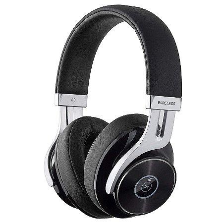 Fone de Ouvido Edifier W855BT Stereo Bluetooth Hi-Fi Preto
