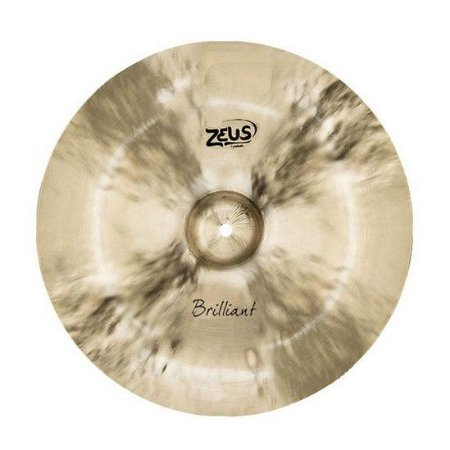"Prato de Efeito Zeus Cymbals Brilliant ZBCH14 14"" China"