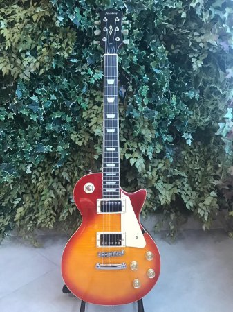 Guitarra Strinberg LPS280 Cherry Sunburst