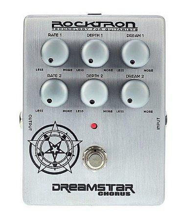 Pedal de Efeitos Rocktron Dreamstar Chorus para Guitarra