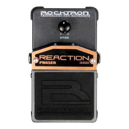 Pedal de Efeitos Rocktron Reaction Phaser para Guitarra