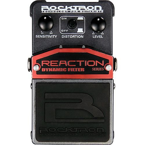 Pedal de Efeitos Rocktron Reaction Dynamic Filter para Guitarra