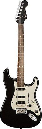 Guitarra Fender Squier Contemporary Stratocaster HSS LR Black Metallic