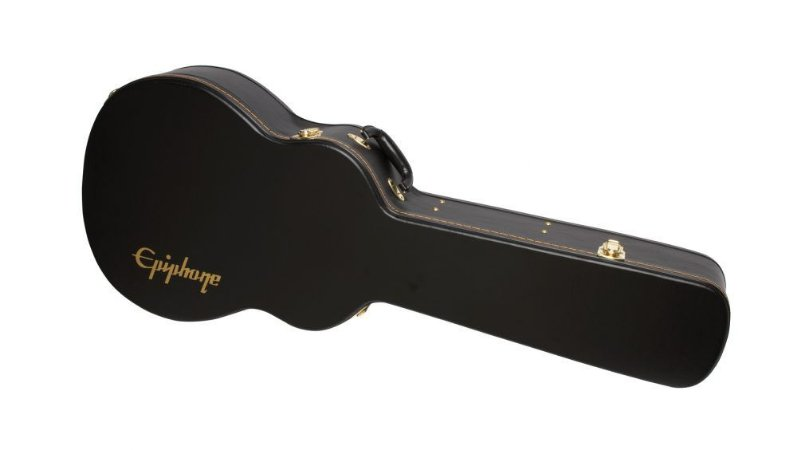Hard Case Epiphone para Violão Jumbo EJ-200 Preto
