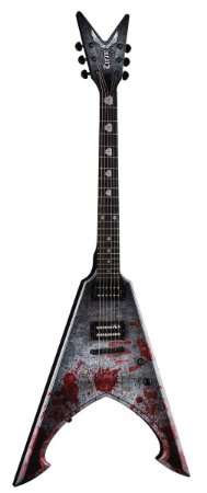 Guitarra Dean Guitars Flying V Michael Amott Tyrant Battle Axe