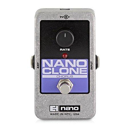 Pedal de Efeitos Electro-Harmonix Nano Clone Analog Chorus