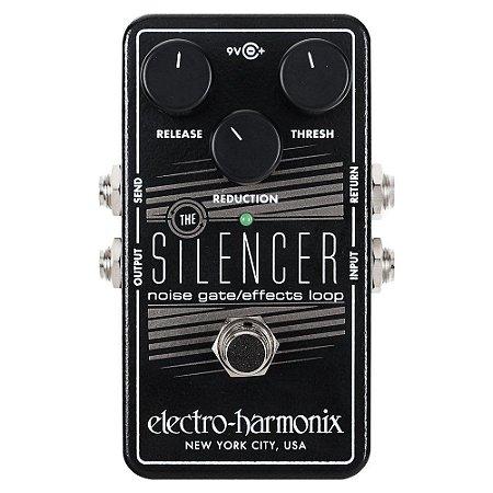 Pedal de Efeitos Electro-Harmonix Silencer Noise Gate/Effects Loop