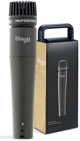 Microfone Dinâmico Stagg SDM70 Professional