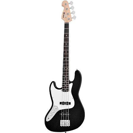 Contrabaixo 4 Cordas PHX Jazz Bass Black Canhoto