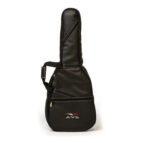 Bag AVS BIC009EX Executive Preto para Violão Folk