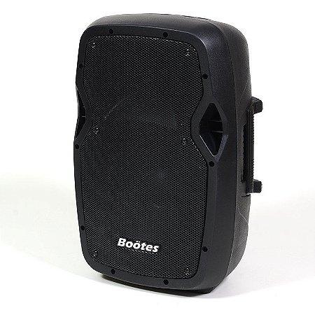 """Caixa Acústica Ativa Boötes BDA-1010 1X10"""" 100W"""