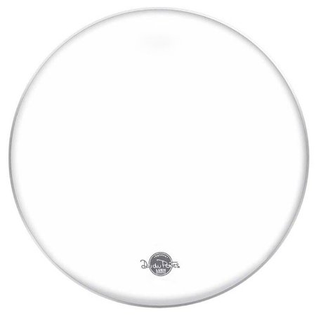 "Pele Luen Percussion Dudu Portes Double Clear 10"" Transparente"