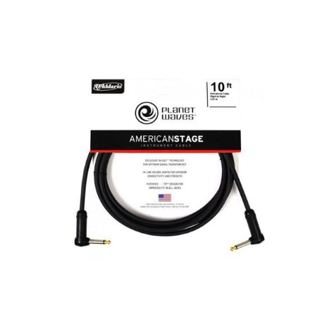 Cabo  D'addario Planet Waves PW-AMSGRR-10 3.05m