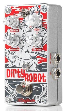 Pedal de Efeitos Digitech Dirty Robot Stereo Mini Synth