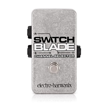 Pedal de Efeitos Electro-Harmonix Switch Blade Channel