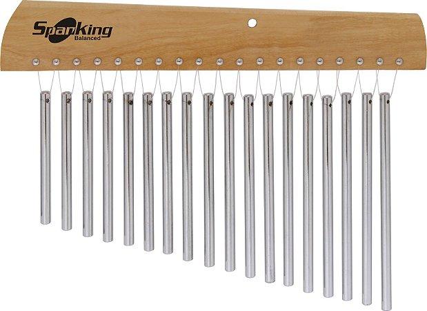Carrilhão Spanking Aço com 18 Notas