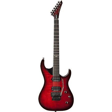 Guitarra Washburn Parallaxe PXS10 DLX Floyd Rose com Bag