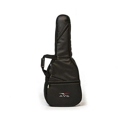 Bag AVS BIC007EX Executive Preto para Viola Clássica