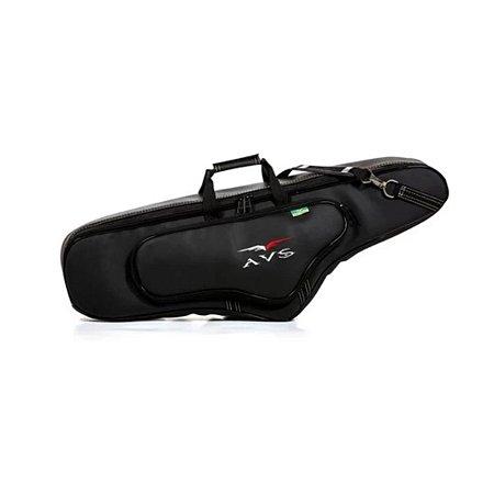 Bag AVS SC011EX Executive Preto para Saxofone Tenor