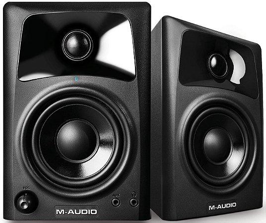 "Monitor de Studio M-Audio AV42 1x4"" 20w (Par)"