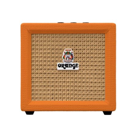 Caixa Amplificada Orange Micro Crush 3W 1x4 para Guitarra