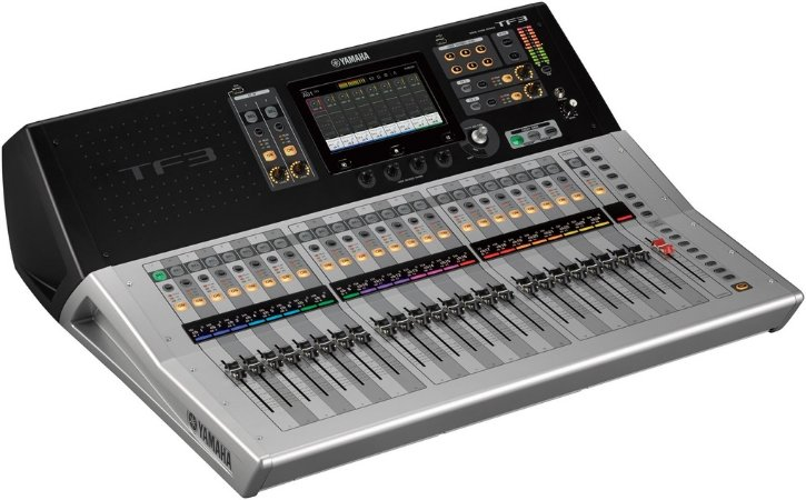 Mesa Digital Yamaha TF3 48 Canais