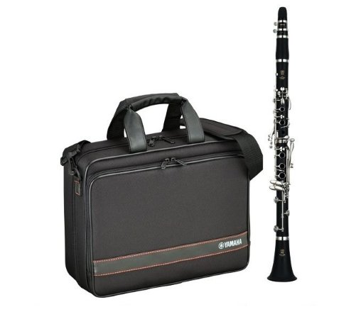 Clarinete Yamaha YCL255 Bb 17 Chaves com Case