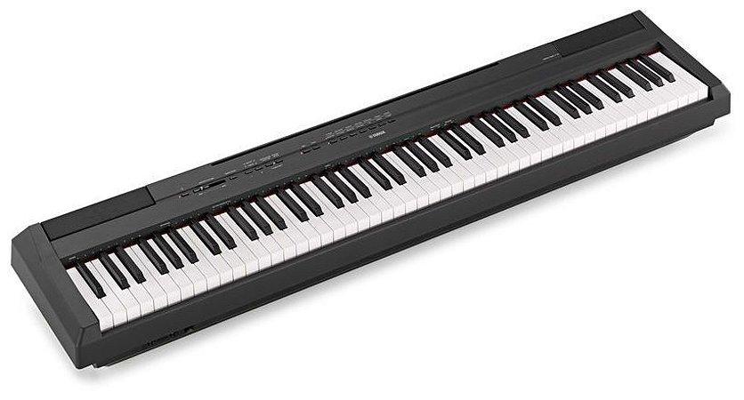 Piano Digital Yamaha P115 Graded Hammer Standard 88 Teclas
