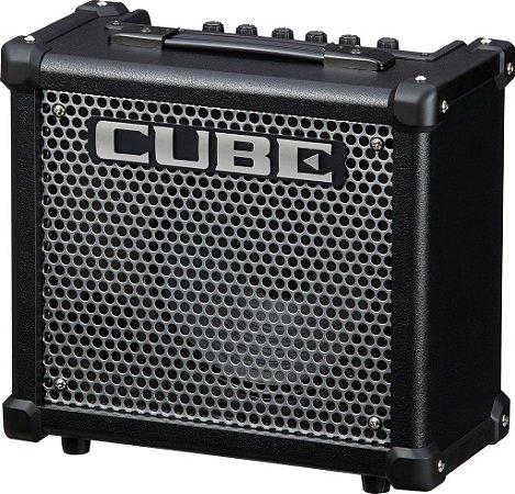 """Caixa Amplificada Roland Cube 10GX 10w 1x8"""""""
