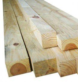 Pontalete 7X7 De Pinus Ap Seco