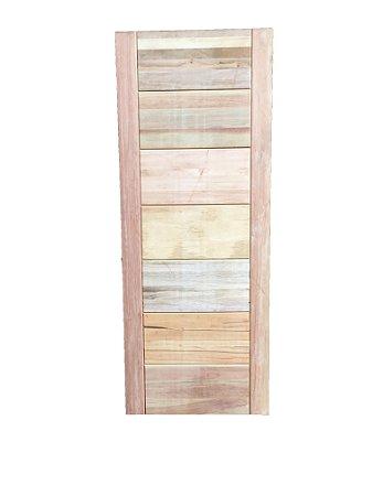 Folha de Porta RIL 01- Mista 82cm x 210cm