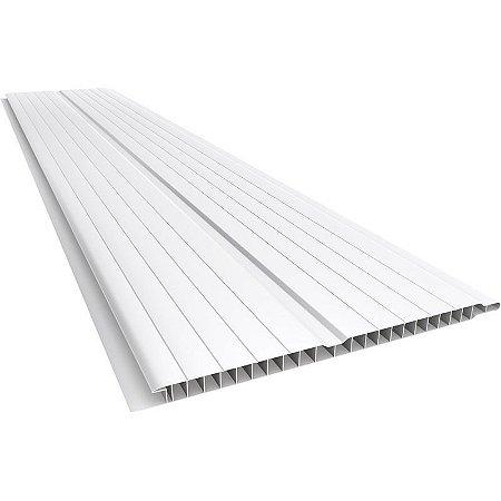 FORRO DE PVC BRANCO 20cm x 0,8cm